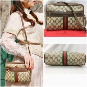 🥰 Gucci GG patten Shoulder Bag